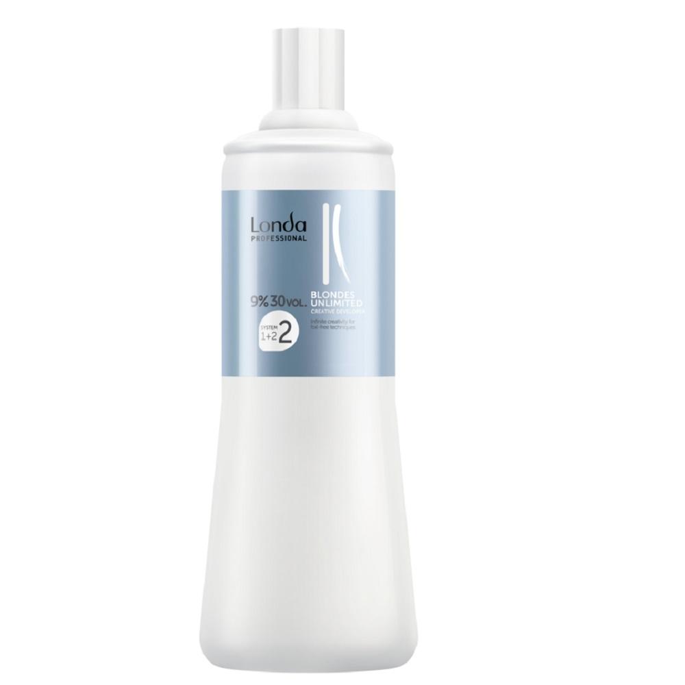 Londa Blondes Unlimited Emulsion 9% 1000ml