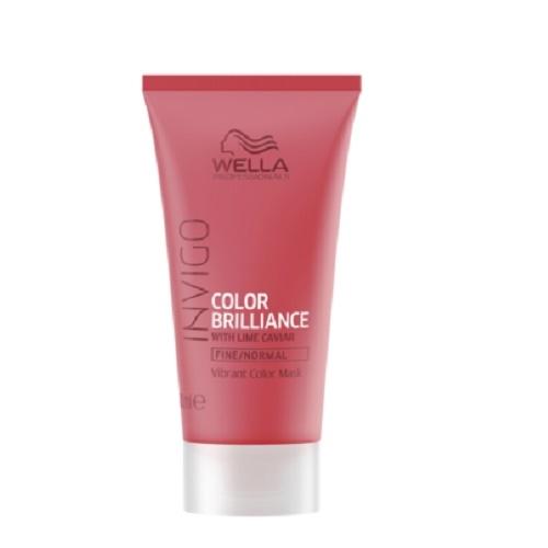 Wella Invigo Color BrillianceMask Fine/Normal 30ml
