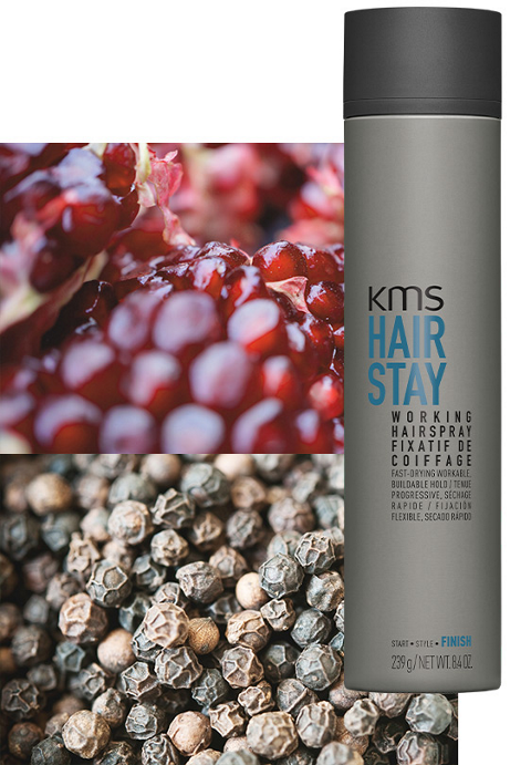 KMS Hairstay Working Spray 300ml