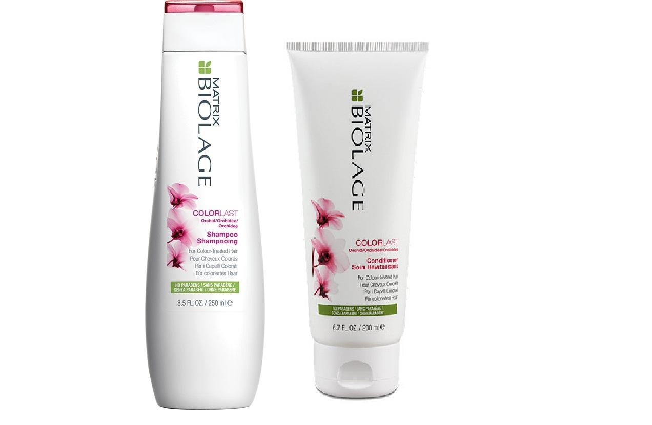 Matrix Colorlast DUO Shampoo 250ml & Conditioner 200ml