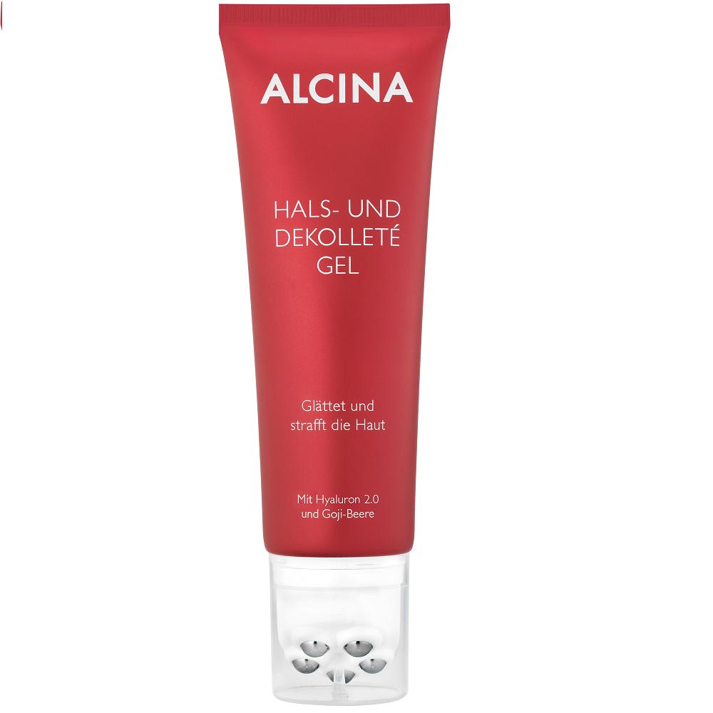 Alcina Hals- und Dekolleté Gel 100ml