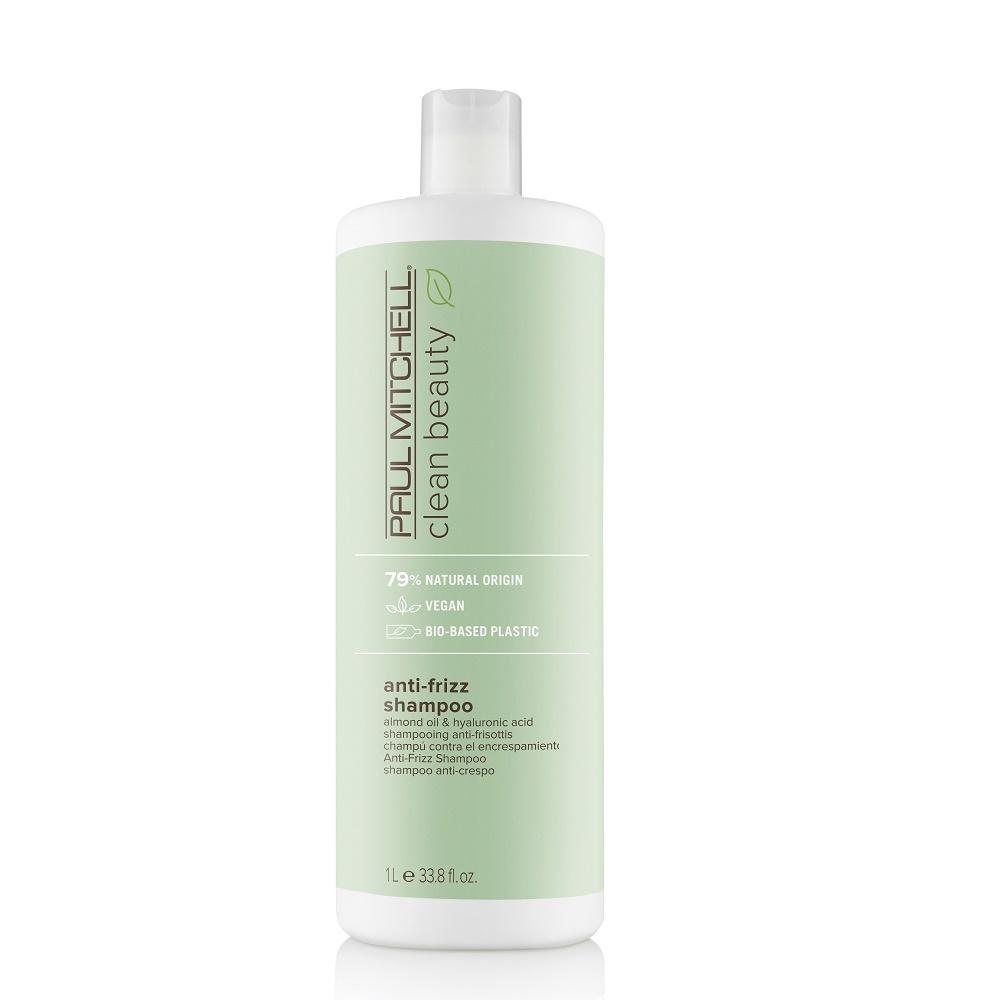 Paul Mitchell Clean Beauty Anti-Frizz Shampoo 1000ml