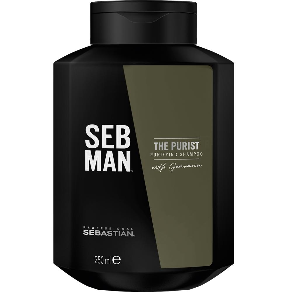 Sebastian Man The Purist Purifying Shampoo 250ml