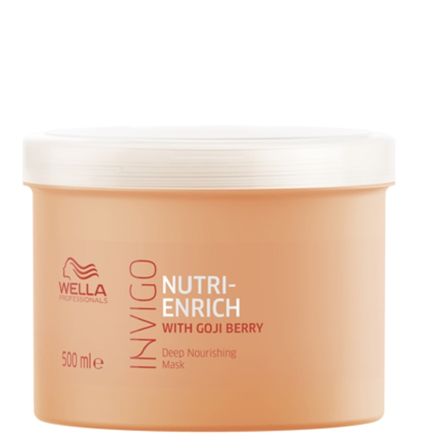 Wella Invigo Nutri-Enrich Deep Nourishing Mask500ml
