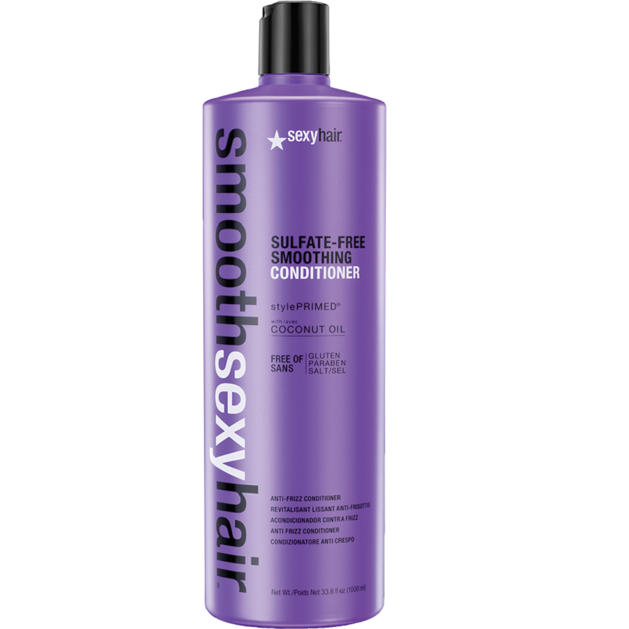 sexyhair Smooth Smoothing Anti-Frizz Conditioner Sulfate Free 1000ml