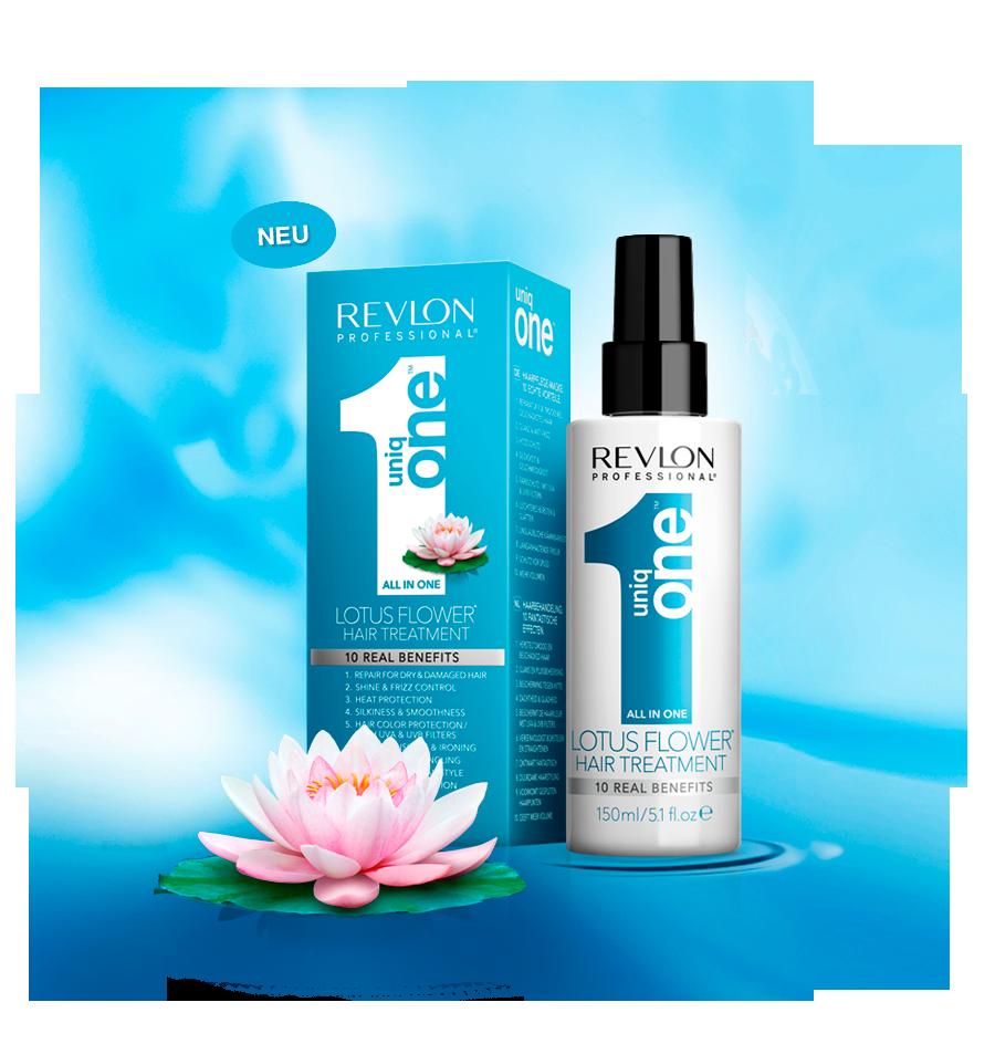 Revlon uniqone Treatment Lotus Flower 150ml