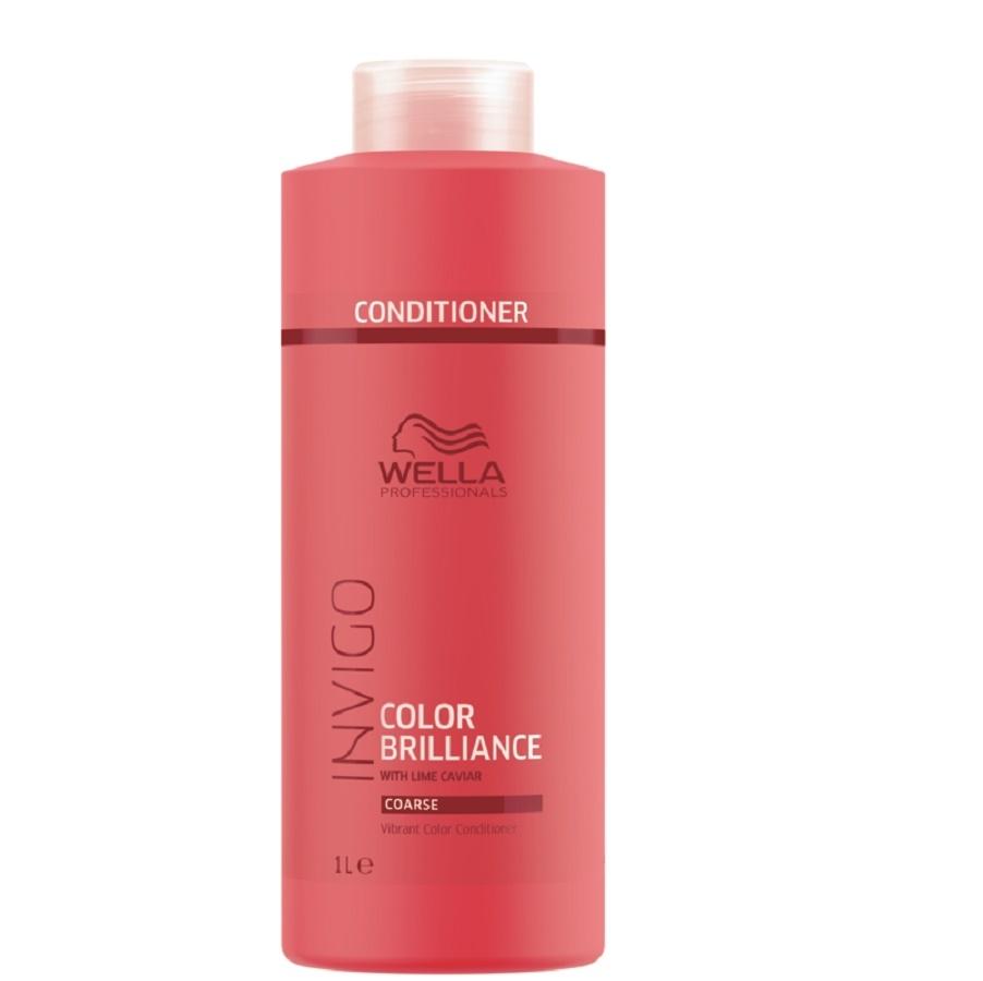 Wella Invigo Color Brilliance Conditioner Coarse 1000ml
