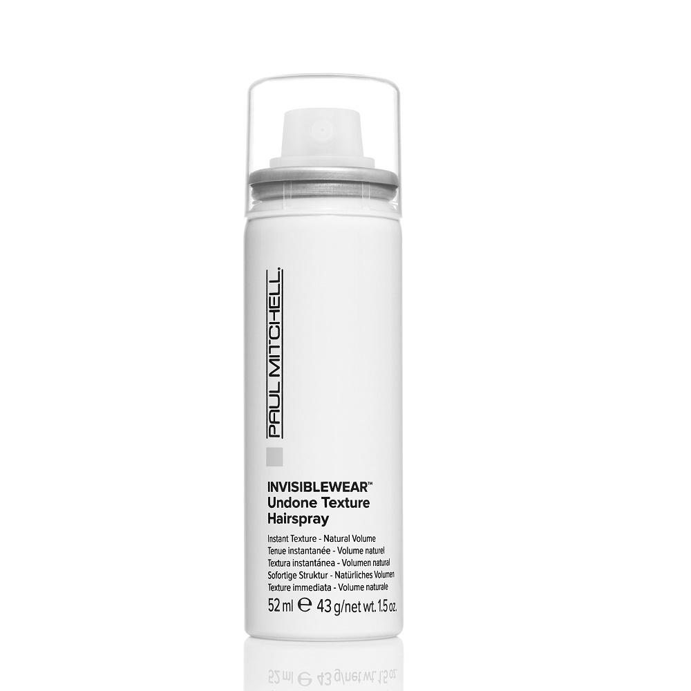 Paul Mitchell Invisiblewear Undone Texture Hairspray 52ml