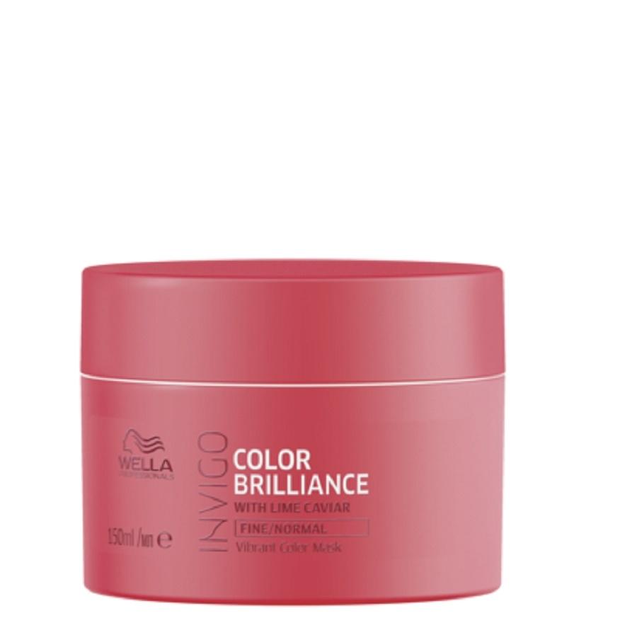 Wella Invigo Color BrillianceMask Fine/Normal 150ml