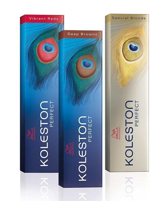Wella Koleston Perfect 60ml 0/28 matt blau SALE
