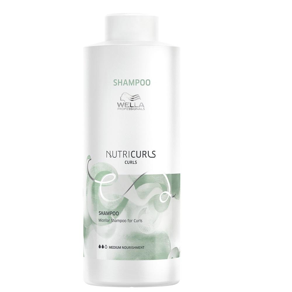 Wella Nutricurls Shampoo Curls 1000ml
