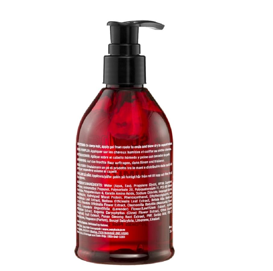 sexyhair BIG Blow Dry Volumizing Gel 250ml