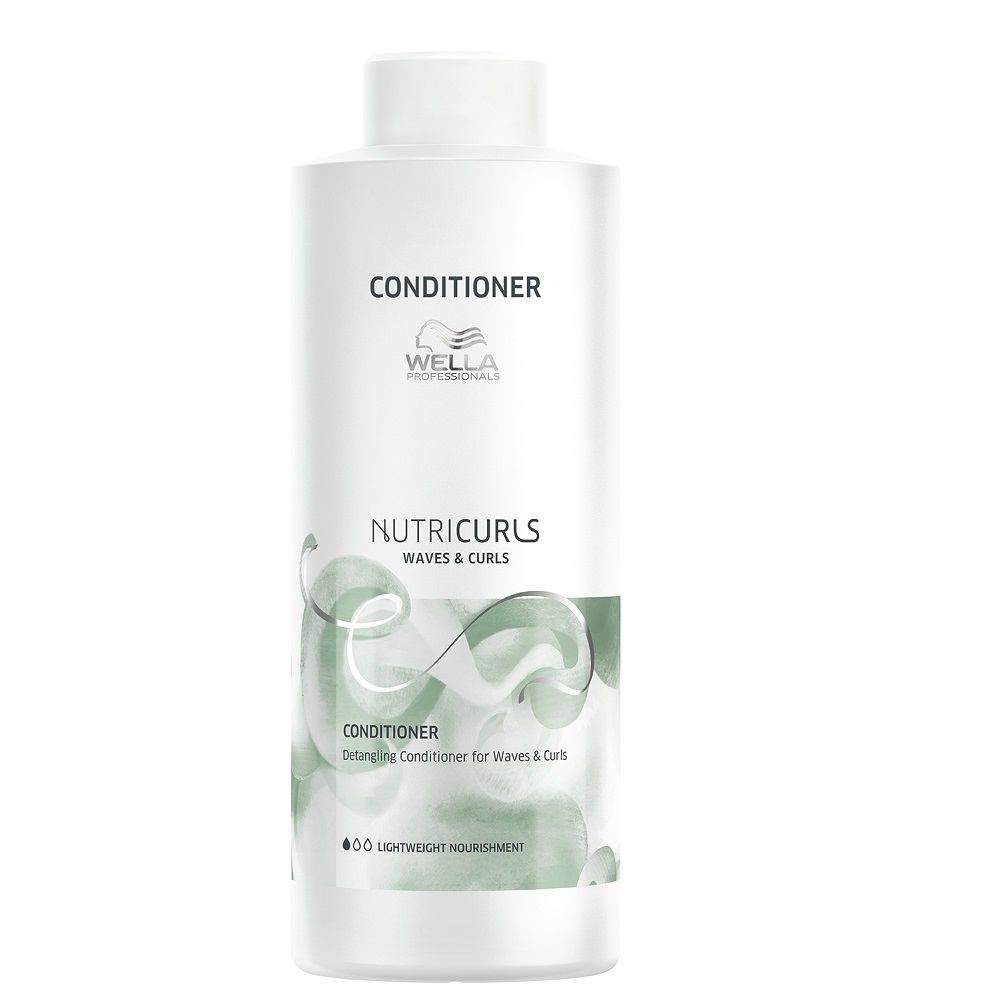 Wella Nutricurls Conditioner 1000ml