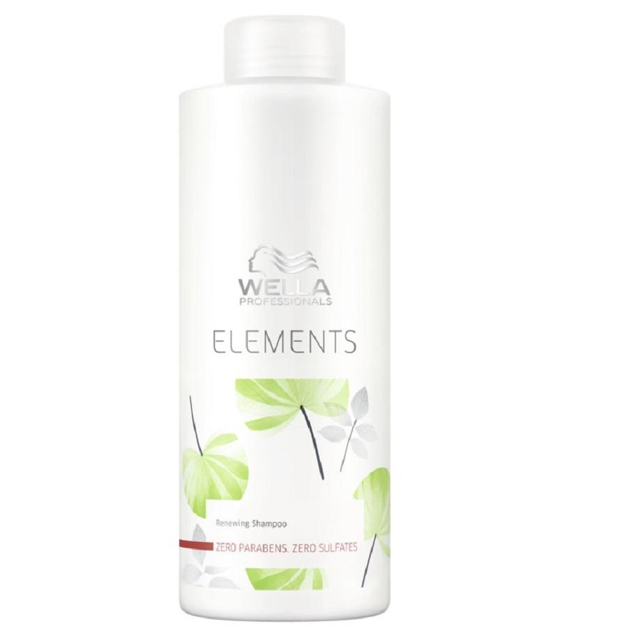 Wella Elements Stärkendes Shampoo 1000ml SALE