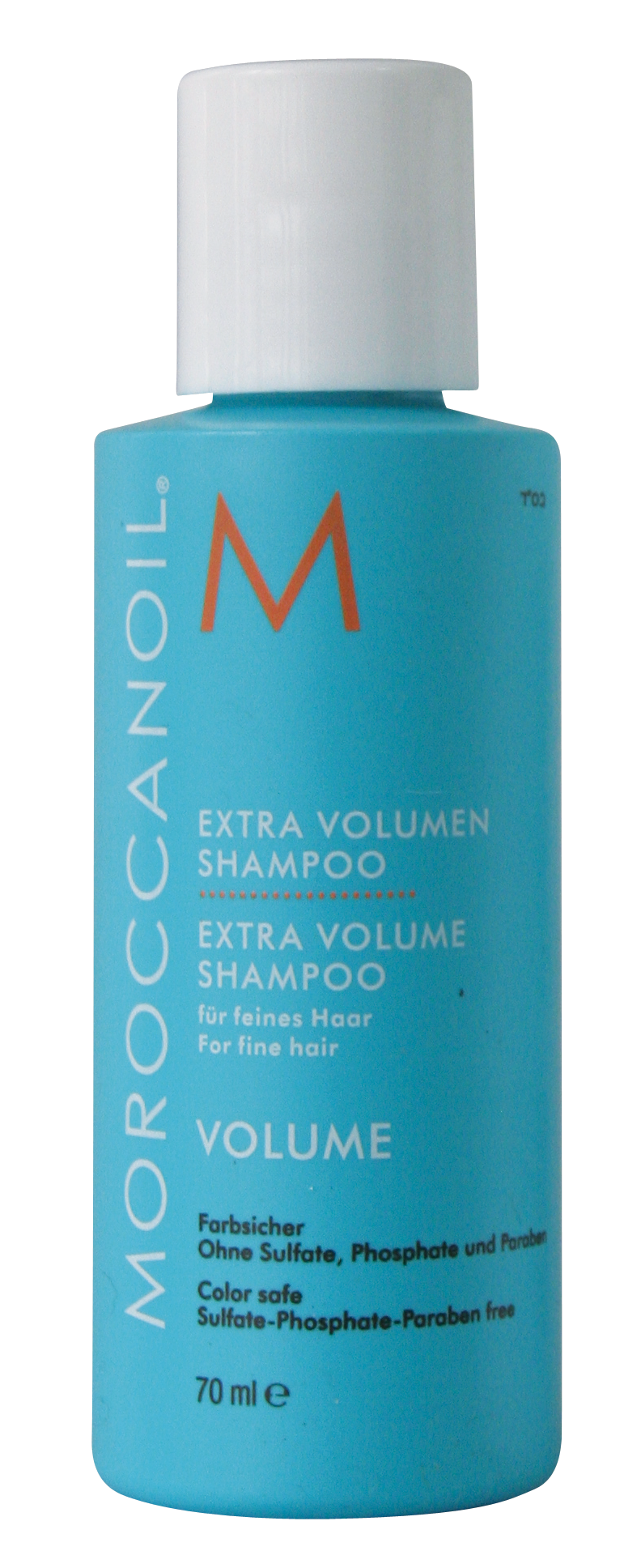 Moroccanoil Extra Volumen Shampoo 70ml