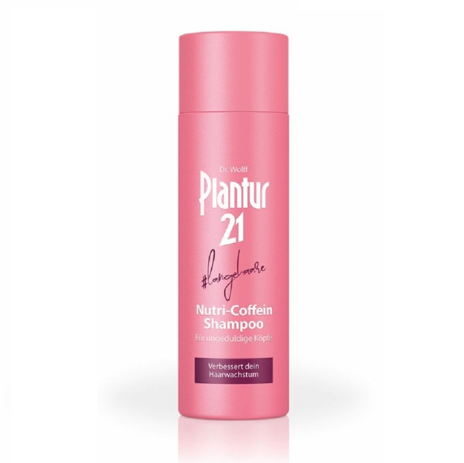 Plantur21 #langehaare Nutri-Coffein-Shampoo 200ml