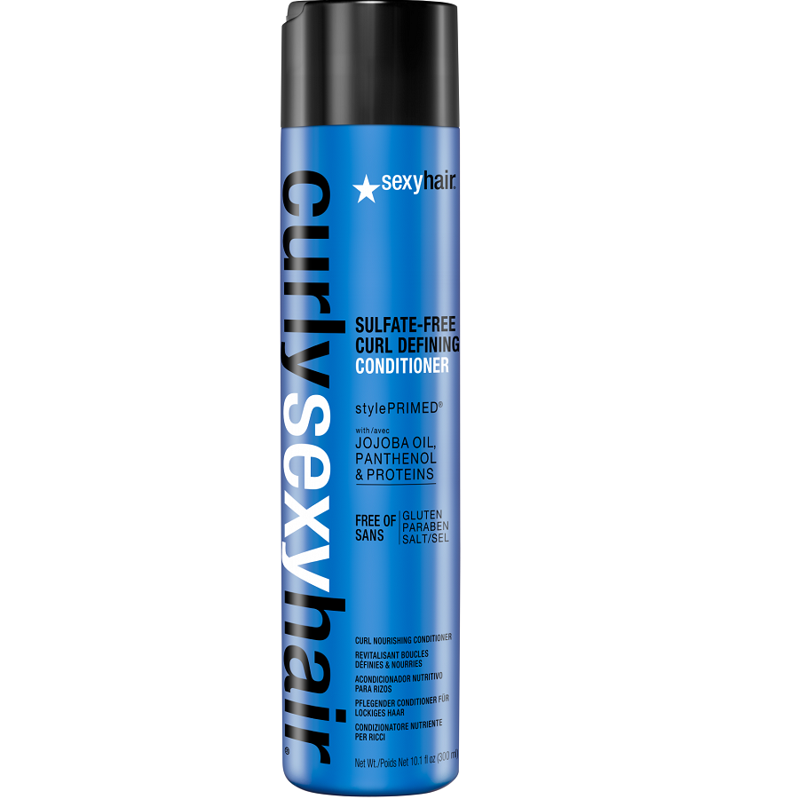 sexyhair CURLY Sulfate-Free Curl Defining Conditioner 1000ml SALE
