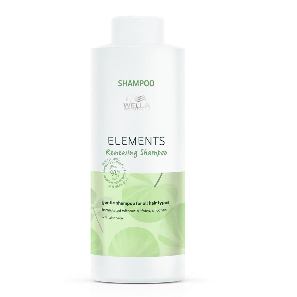 Wella Elements Renewing Shampoo 1000ml