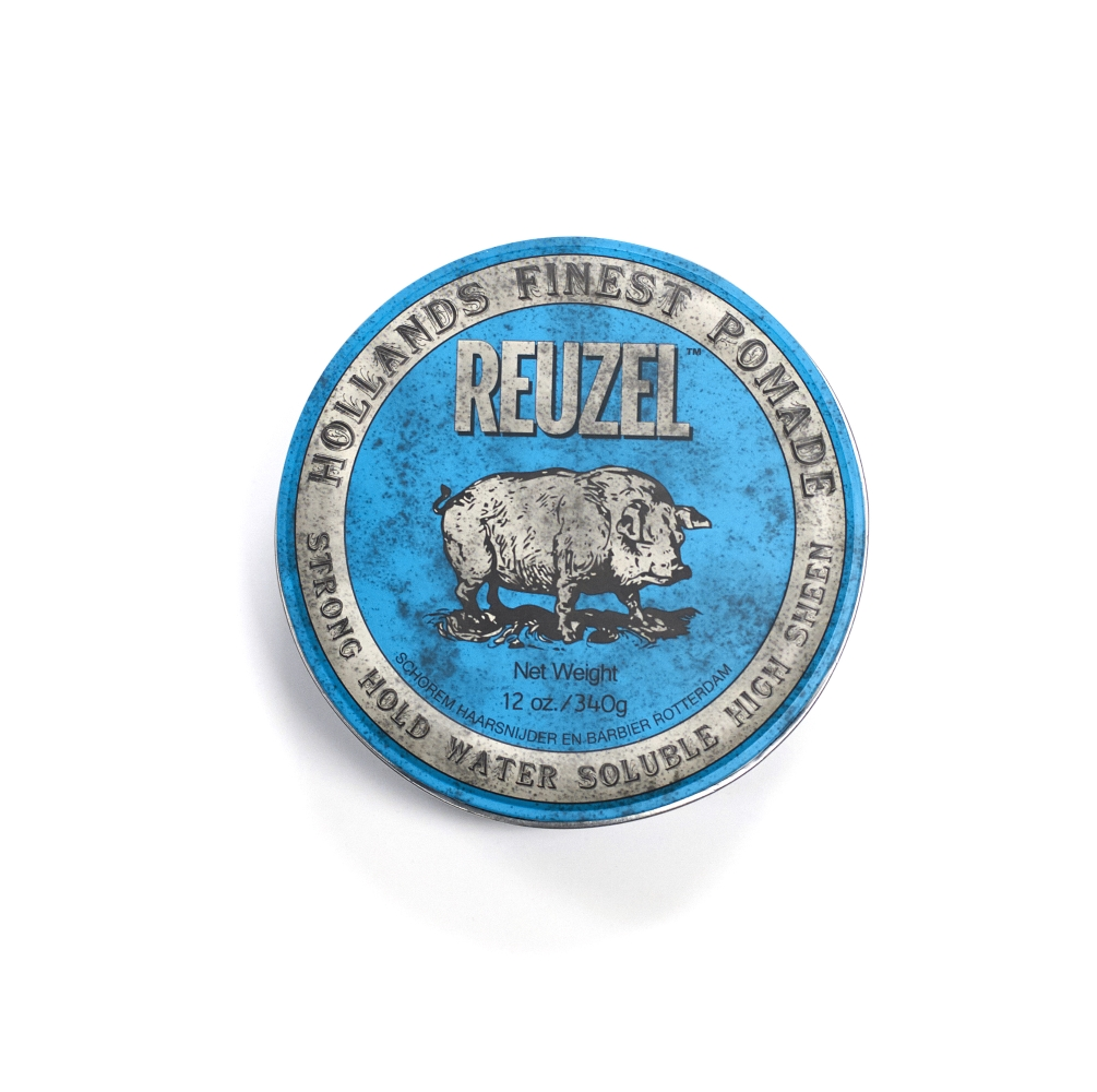 Reuzel Blue Strong Hold Water Soluble 340g
