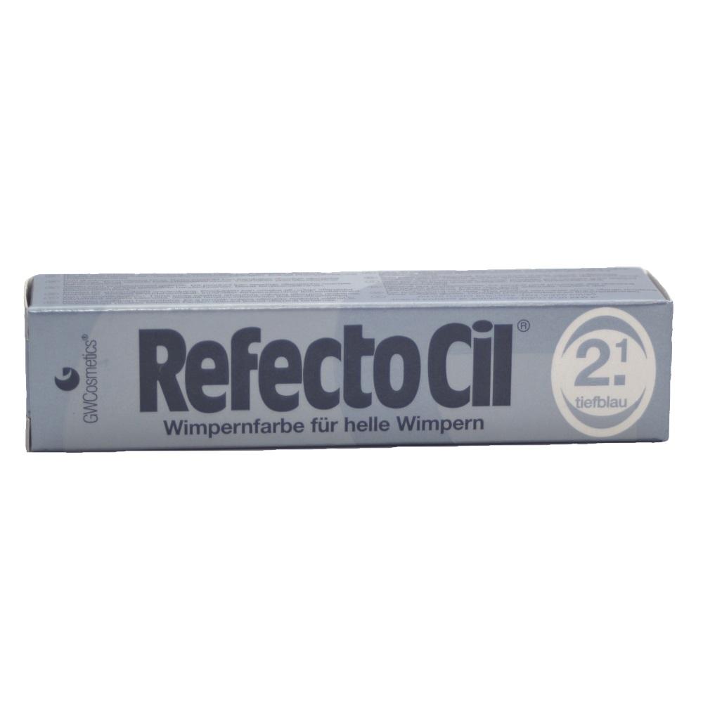 RefectoCil Augenbrauen- & Wimpernfarbe Nr. 2.1 Tiefblau 15ml