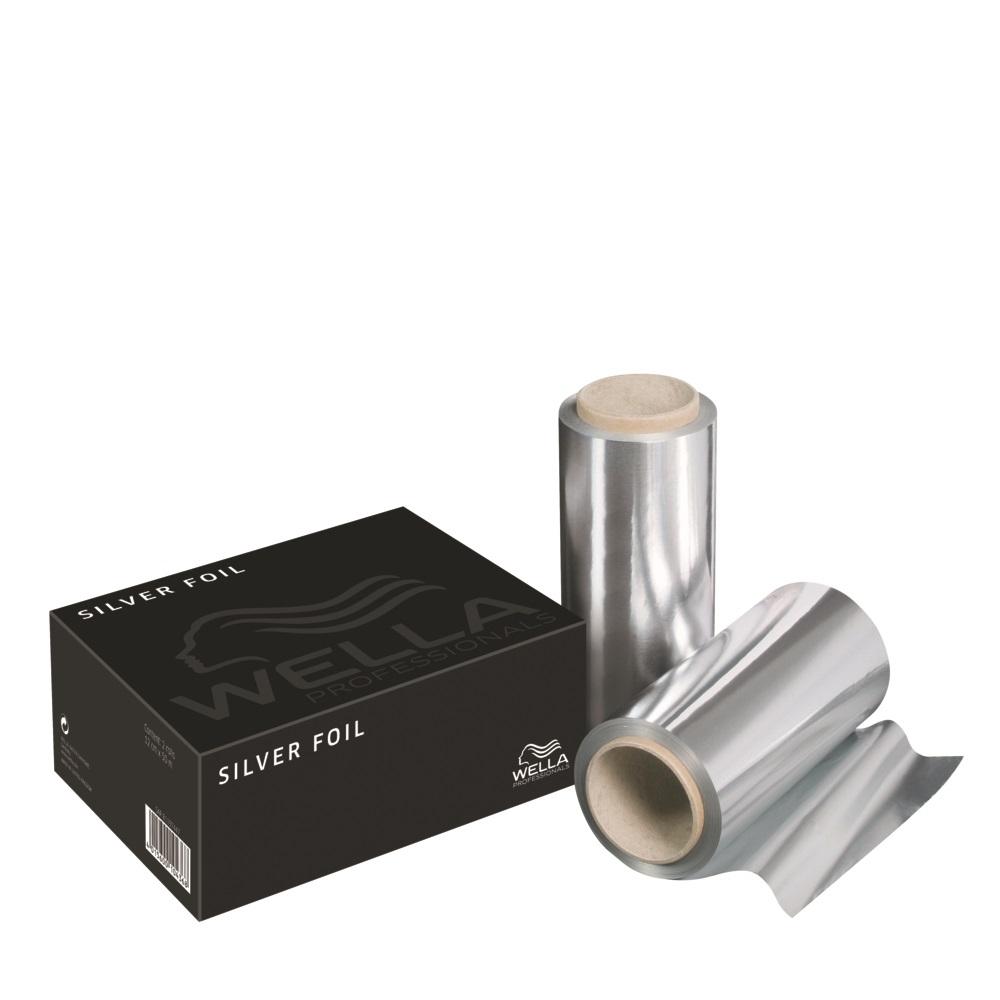 Wella Silber-Aluminium-Folie