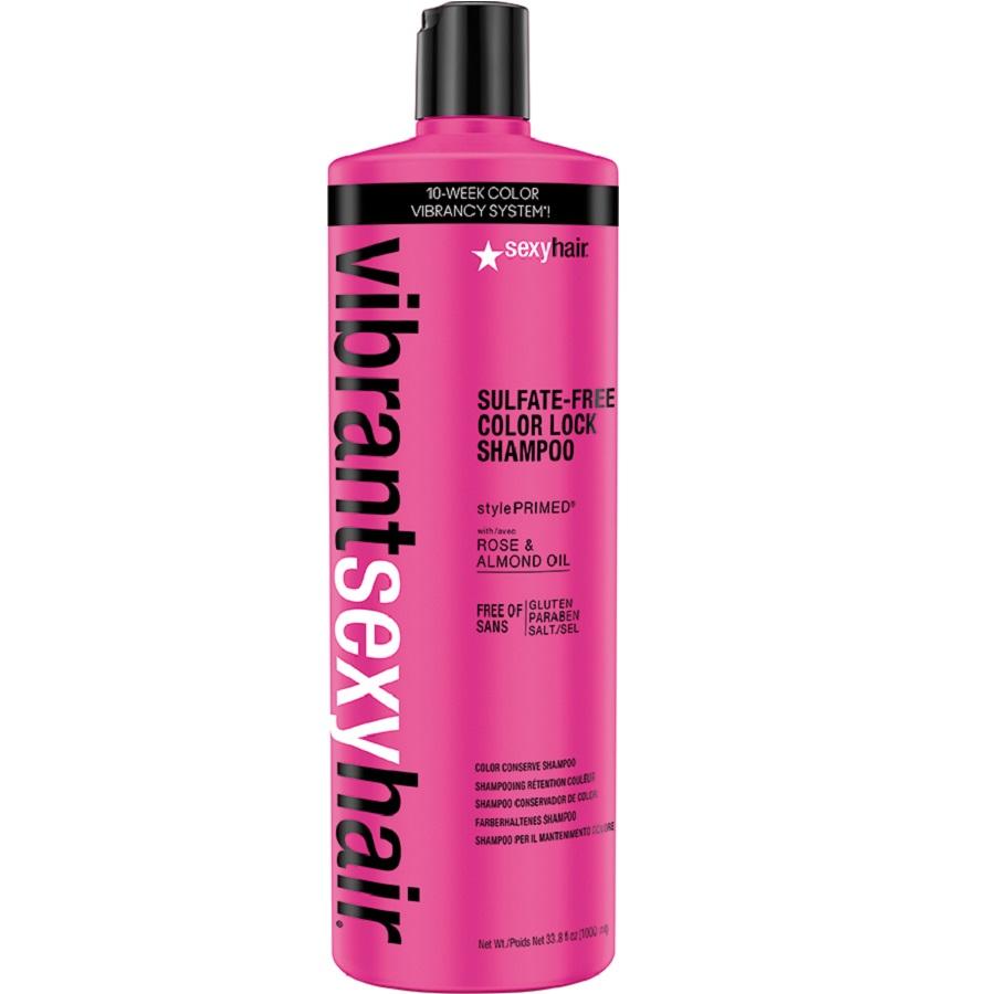 sexyhair VIBRANT Color Lock Shampoo 1000ml