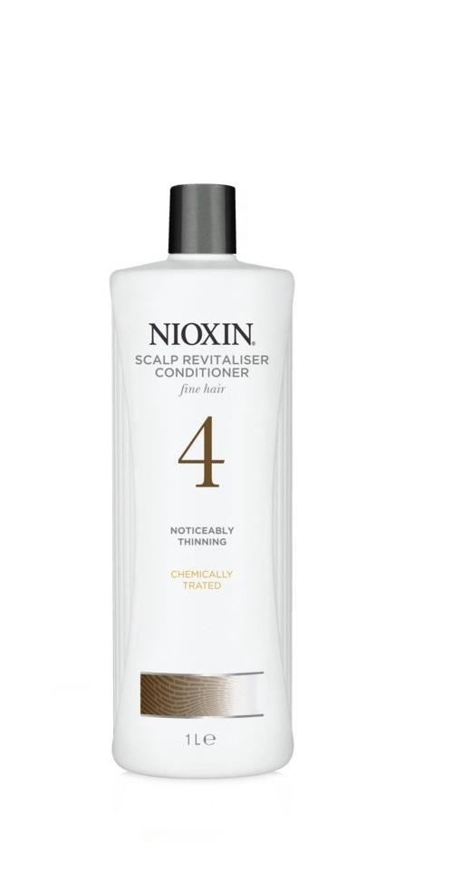 Nioxin System 4 Scalp Revitaliser 1000ml Amazon aktiv