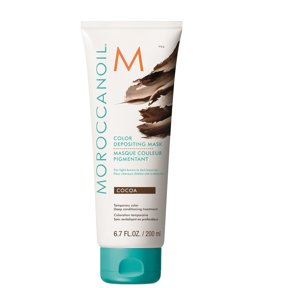 Moroccanoil Color Depositing Masks Cocoa 200ml