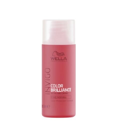 Wella Invigo Color BrillianceShampoo Fine/Normal 50ml