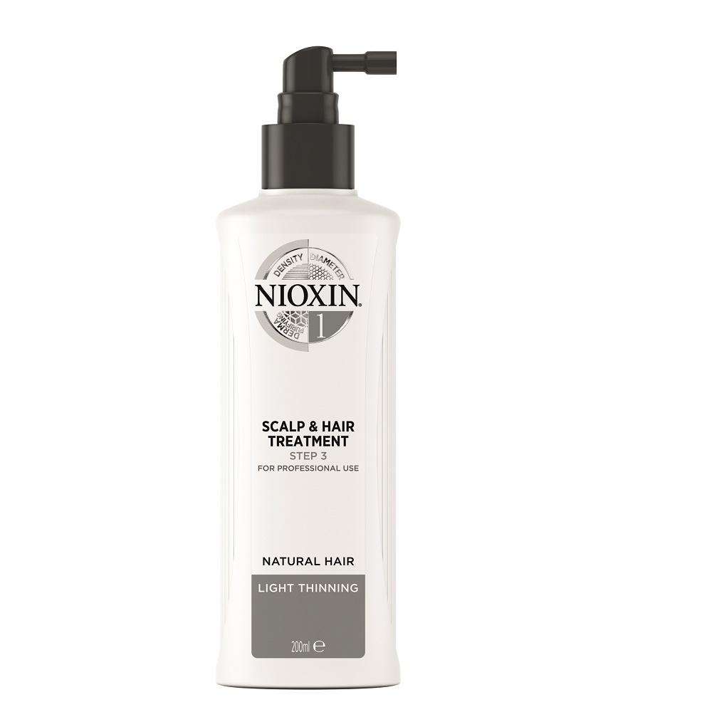 Nioxin System 1 Scalp & Hair Treatment 100ml