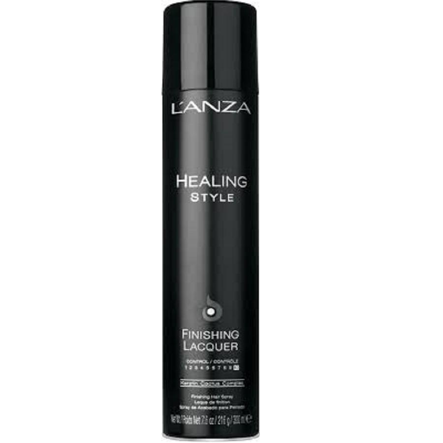 Lanza Healing Style Finishing Lacquer 300ml