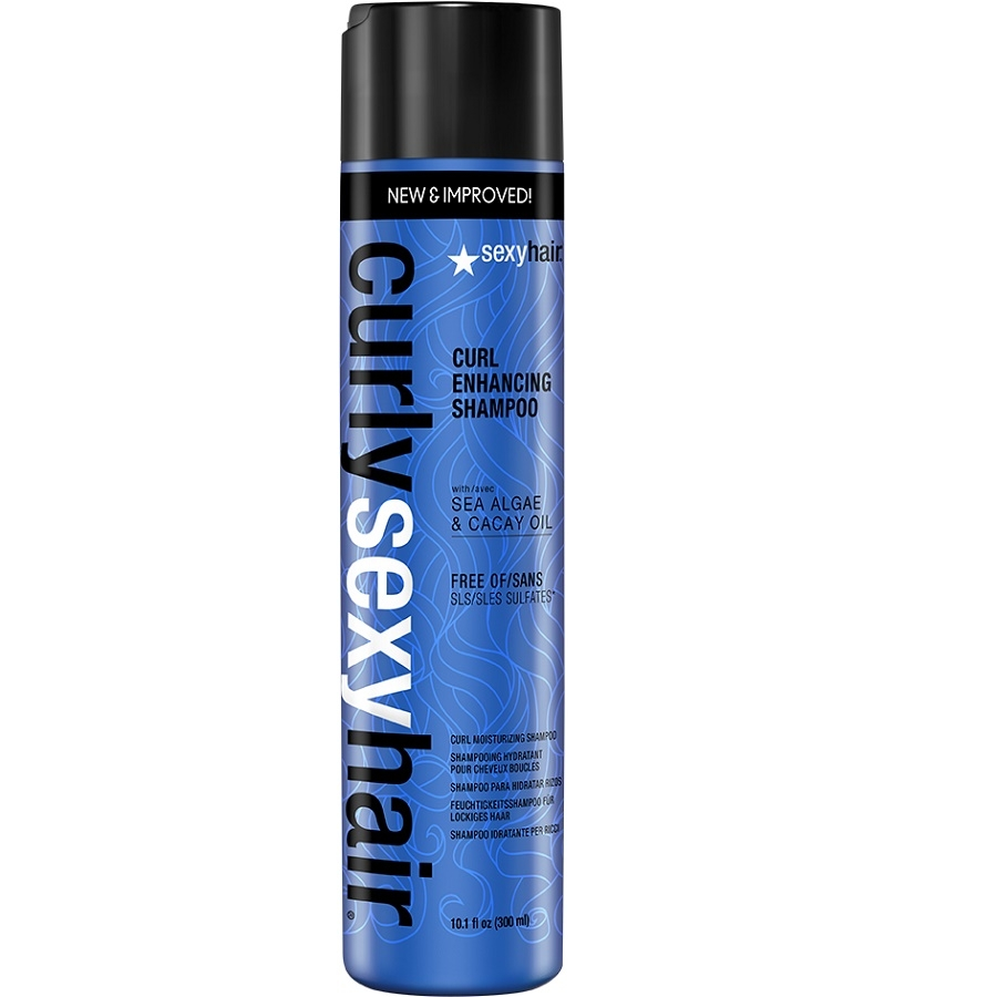sexyhair CURLY Curl Enhancing Shampoo 300ml