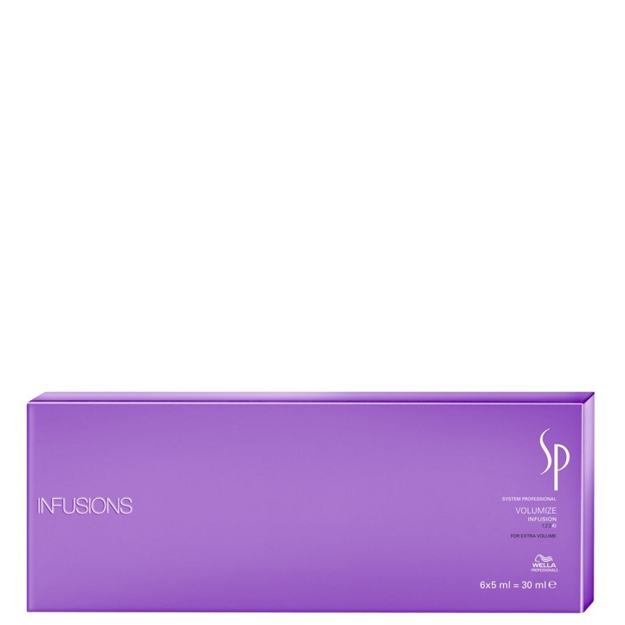 SP Volumize Infusion 6 x 5 ml