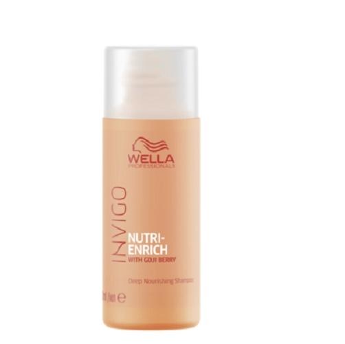 Wella Invigo Nutri-Enrich Deep Nourishing Shampoo 50ml
