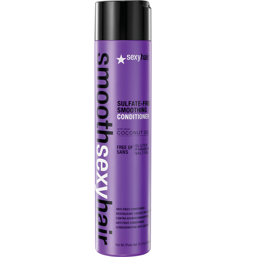 sexyhair Smooth Smoothing Anti-Frizz Conditioner Sulfate Free 300ml