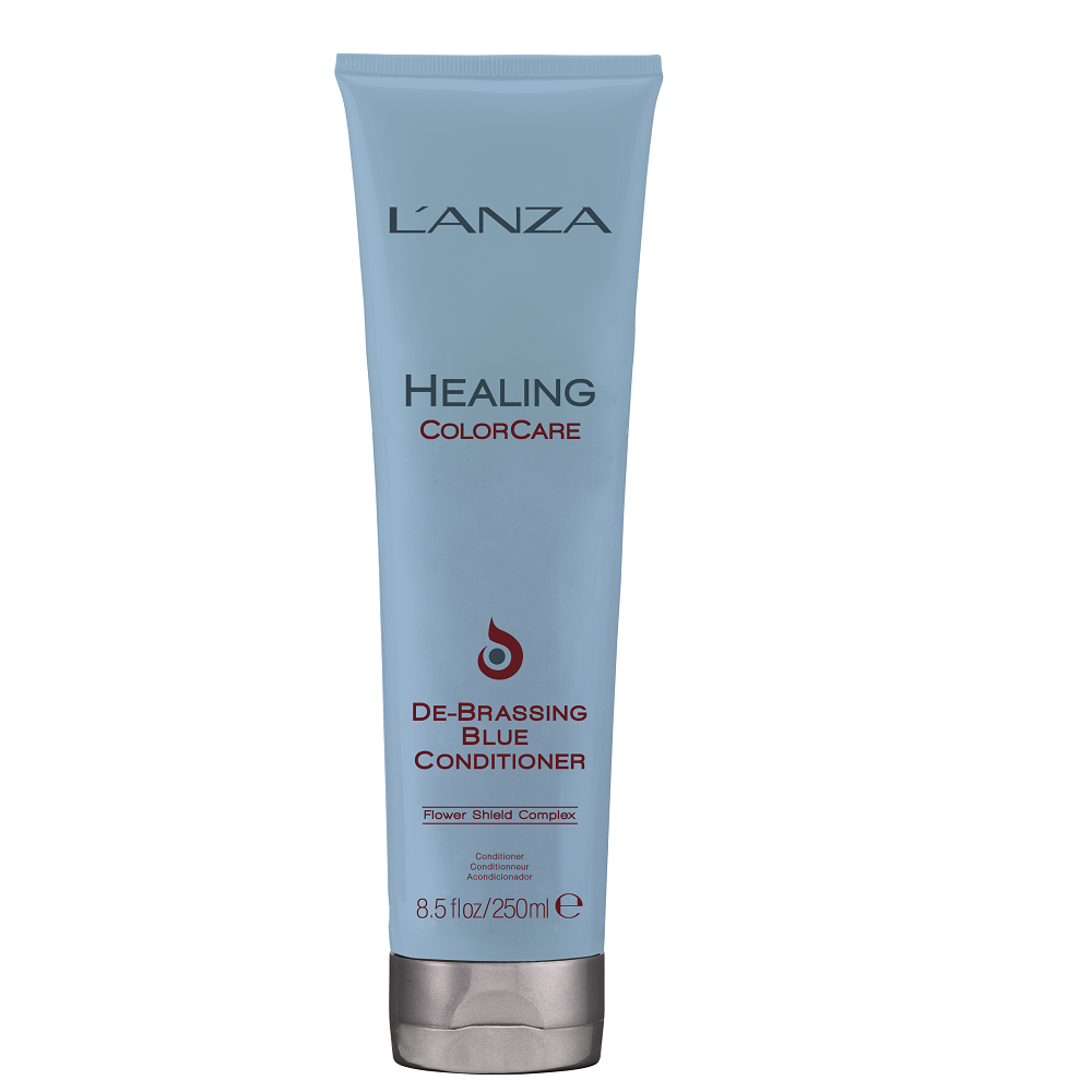 Lanza Healing ColorCare De-Brassing Blue Conditioner 250ml