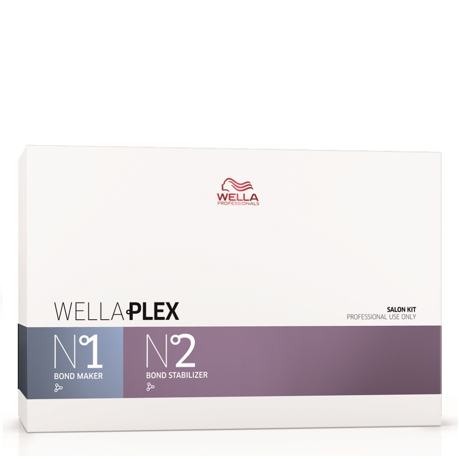 Wella Wellaplex Salon Kit No.1&2 500ml