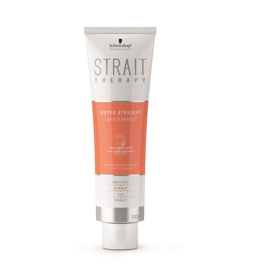 Schwarzkopf Strait Therapy Straight Cream 2 300ml