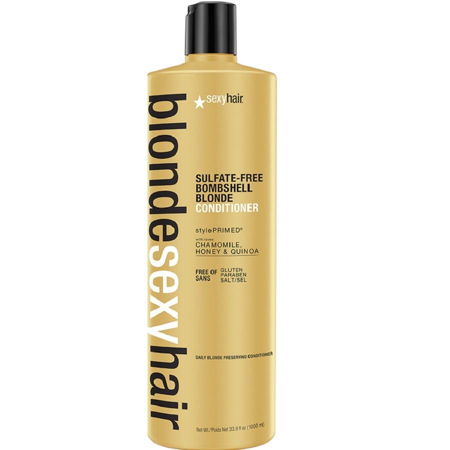 sexyhair BLONDE Bombshell Conditioner 1000ml